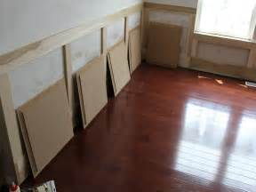 How To Apply Wainscoting Panels How To Install Wainscoting Lowes Your Home