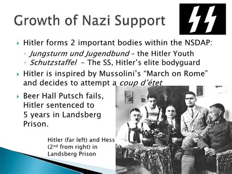 The Rise To Power hitler s rise to power