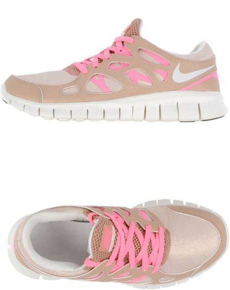 nike sneakers in multicolor pastel pink lyst