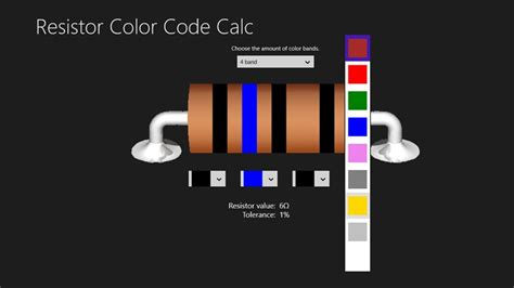 resistor color code calc app ranking and store data app