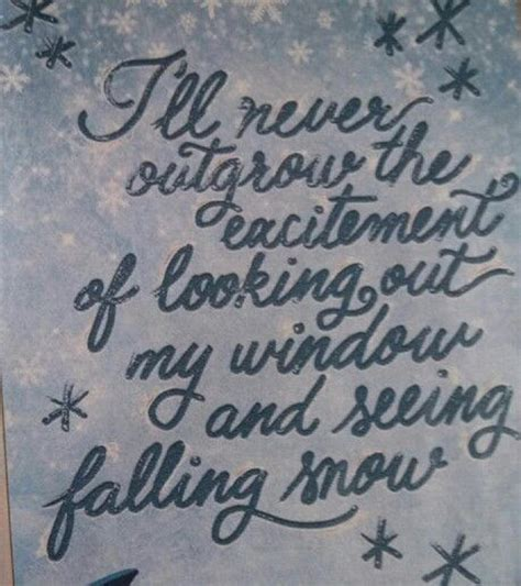 first snow quotes quotesgram