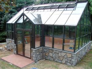 Cross Hipped Roof Design Custom Glass Greenhouse Traditional Garage And Shed