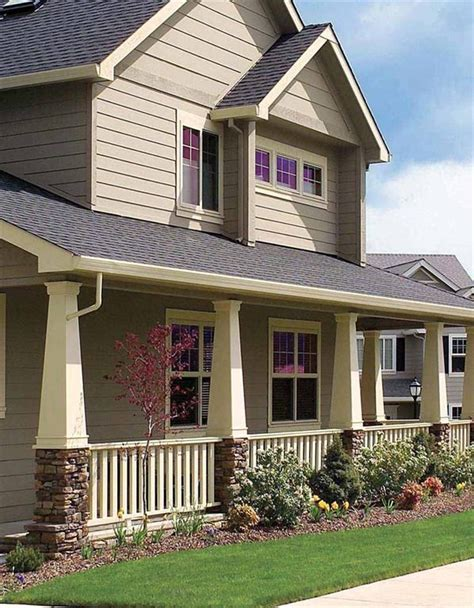 craftsman style porch craftsman columns born out of the understated practical