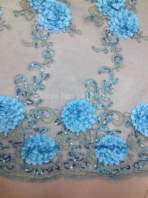 embroidery and on fabric wholesale net cloth embroidered fabrics wedding dress