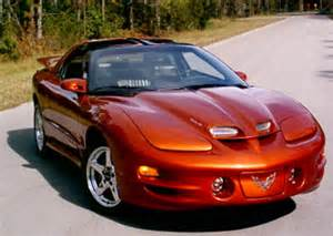 2005 Pontiac Trans Am Pfyc Firebird Of The Month Archives