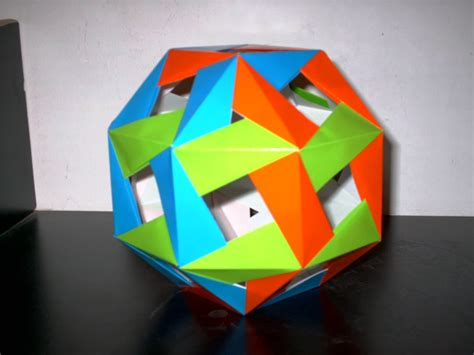 Origami Hedron - origami hedron images craft decoration ideas