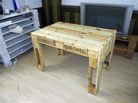 Schreibtische Aus Paletten by Weiteres Schreibtisch Tisch Aus Gebrauchten