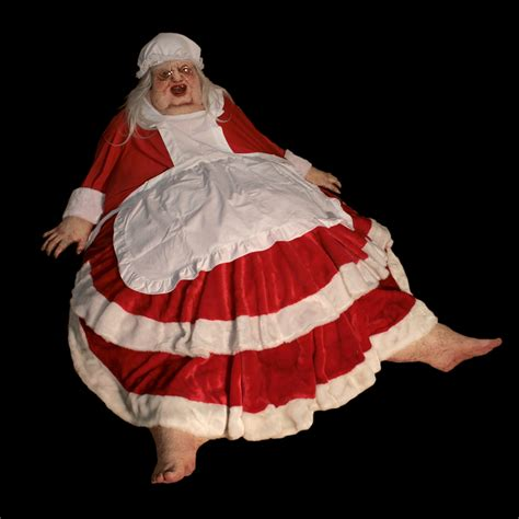 dirty fat mrs claus unit 70 studios