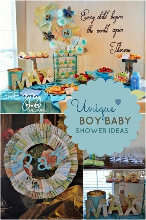 Baby Shower For Boy Ideas by 34 Awesome Boy Baby Shower Themes Spaceships And Laser Beams