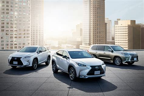 Lexus Suv Lineup by Lexus Suv Lineup 02 Digic