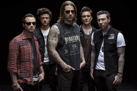 Avenged Sevenfold Hail To The King Track By Track Review Avenged Sevenfold