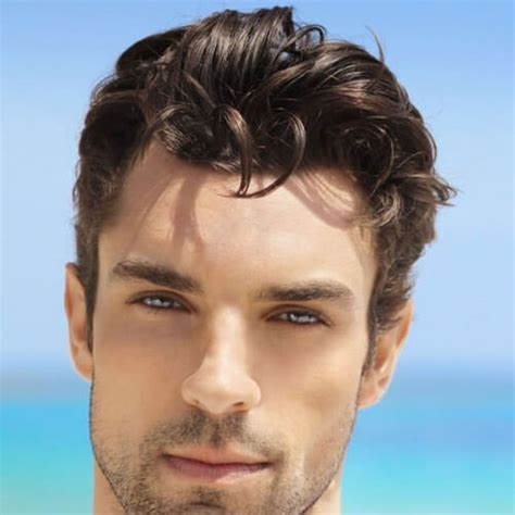 how to groom thick hair 50 impressive hairstyles for men with thick hair men
