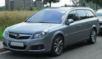 What Is Opel File Opel Vectra C Caravan Facelift Front 20100711 Jpg