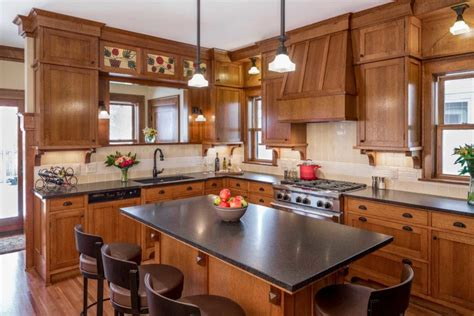 small kitchen designs for older house creating a new craftsman kitchen for an old house in