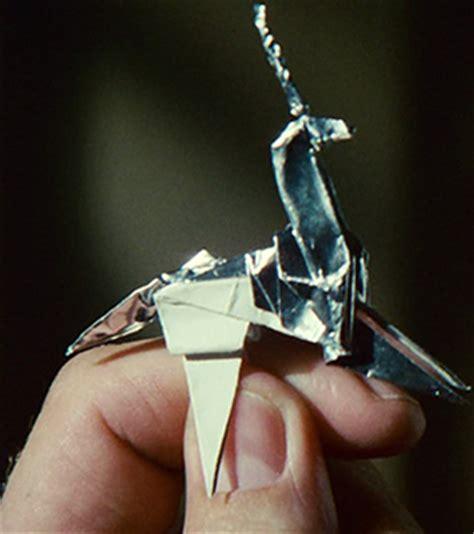 Blade Runner Unicorn Origami - file blade runner unicorn png