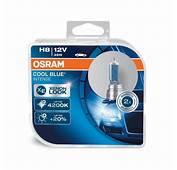 OSRAM Cool Blue Intense H8 Headlight Bulbs  PowerBulbs