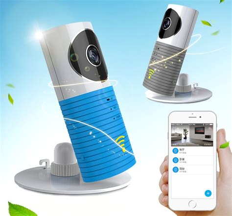 Cctv Clever new arrival clever smart auto wifi ip 720p wide