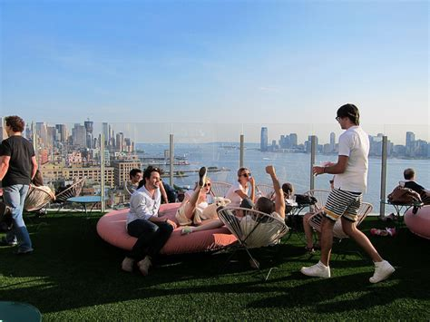 the standard roof top bar manhattan living 183 eight nyc rooftop bars to check out this summer