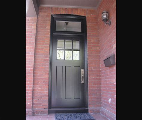 Exterior Doors Single Entry Doors Amberwood Doors Inc Single Exterior Door