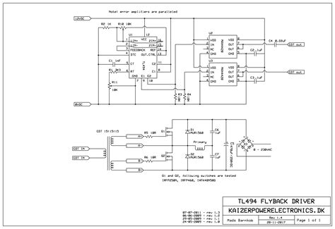 tesla coil flyback transformer driver wiring diagrams