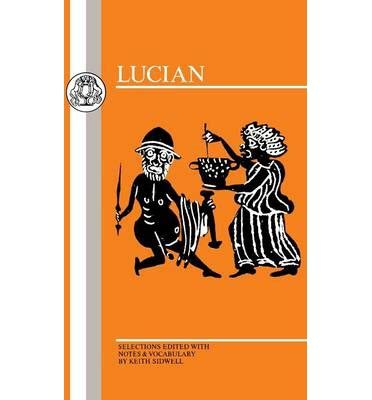 lucian lia volume 6 books selections lucian 9780906515365