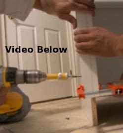 Cabinet Filler Against Wall - how to attach fillers on cabinets