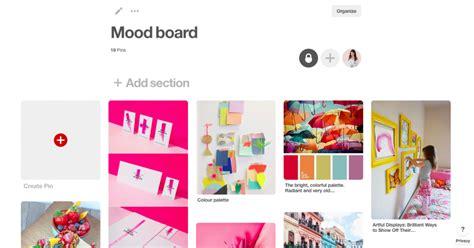 canva moodboard how to create a mood board using canva