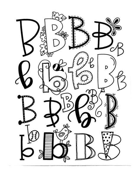 letter b typography best 25 chalkboard lettering alphabet ideas on chalkboard lettering lettering
