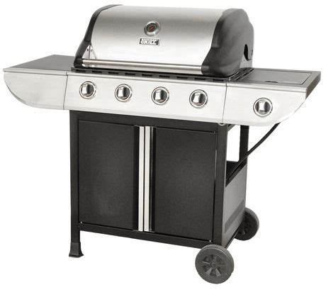 backyard grill 4 burner gas grill backyard grill 4 burner propane gas grill walmart canada