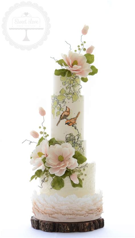 Wedding Cake Specialist by Best 25 Painted Wedding Cake Ideas On