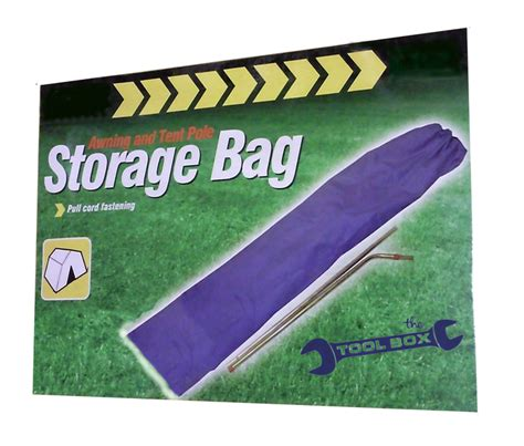 awning storage bags storage bag for awning and tent poles the tool box