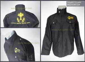 desain jaket resleting hasil produksi dan desain jaket bahan micro misdinar