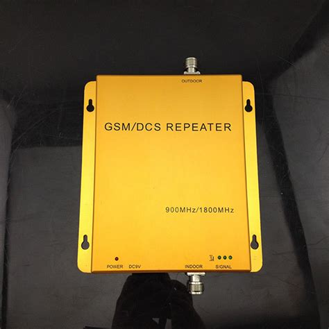 Gsm Dcs Dualband Repeater 900 1800mhz Hr980 70db gain 27dbm output gsm dcs signal repeater dual band gsm 900mhz 1800mhz signal booster this