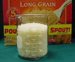 200 Milliliter Of Rice 200 Milliliter Of Rice