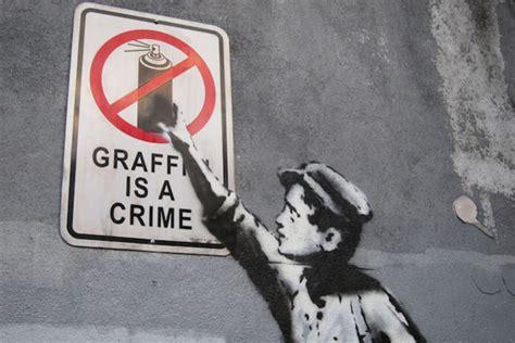 graffiti or crime or vandalism the debate antiquities