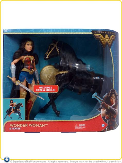 film barbie horse mattel dc comics wonder woman movie deluxe doll horse