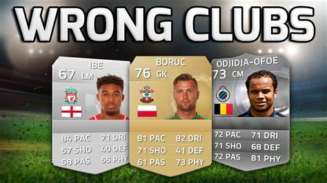 players with unique hair styles in fifa 15 non rare players fifa 15 fifa 15 players at the wrong