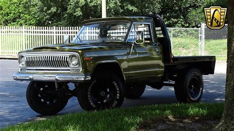 1976 jeep j10 short 1976 jeep j10 gateway orlando 916 youtube