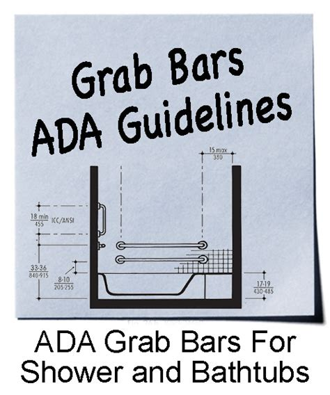 ada requirements for bathroom grab bars accessible bathing facilities are required ada