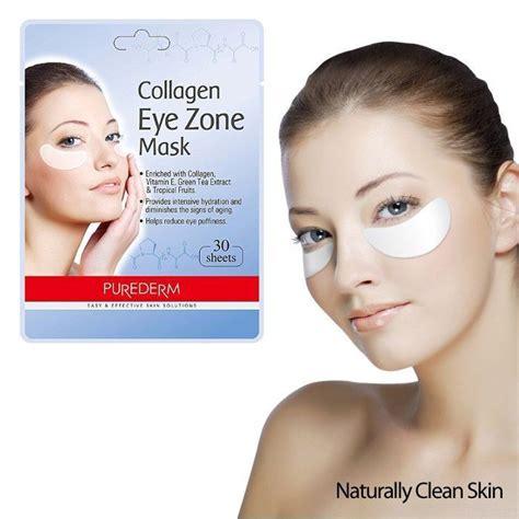 Collagen Eye Zone Mask purederm collagen eye zone mask kolagenov 225 maska očn 237 ho