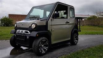 Used Low Speed Electric Vehicles For Sale Low Speed Electric Vehicles Sales Market Overview