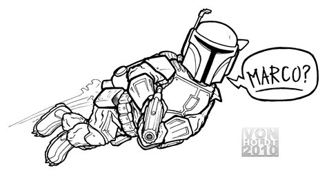 Jango Fett Coloring Pages Related Keywords Suggestions Jango Fett Coloring Page