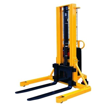 Stacker Manual Kap 1 5ton Lifting 2 5mtr New jual stacker 1 ton 3 ton surabaya jakarta aneka lifting
