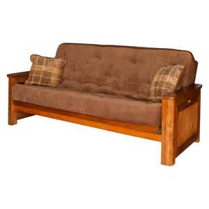 big tree z57221brq019 cascade futon with designer coffee