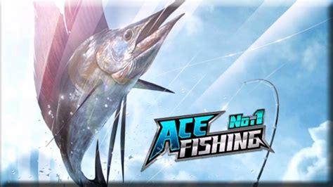 cara mod game ace fishing ace fishing wild catch iphone ipad gameplay trailer hd
