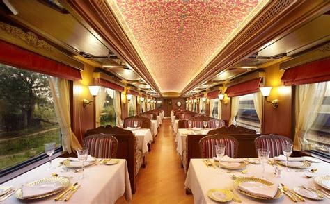 maharaja express explore the top 10 luxury trains of the world