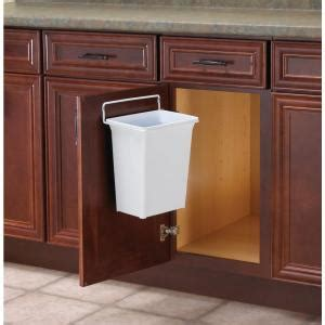 Sink Trash Can Door Mount by Real Solutions For Real 13 In H X 10 In W X 7 In D