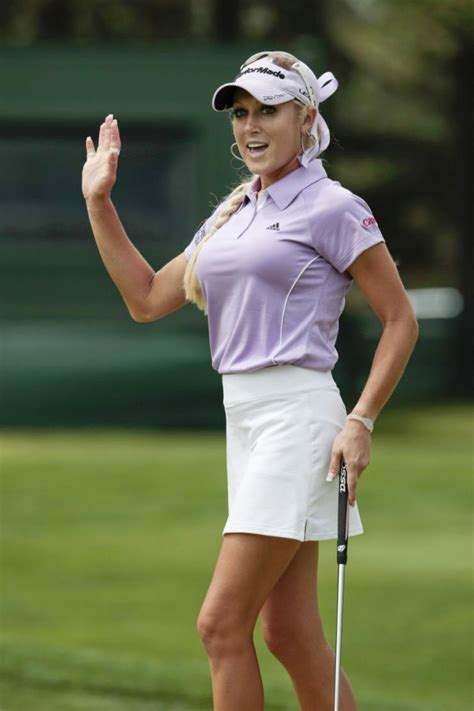natalie gulbis golf swing natalie gulbis wears body paint for sports illustrated