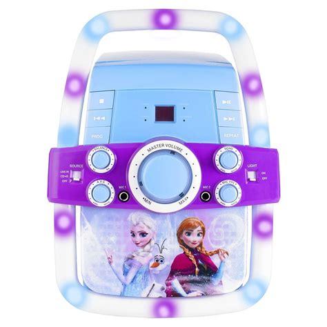 karaoke with disco lights frozen karaoke machine singing tips and karaoke machine