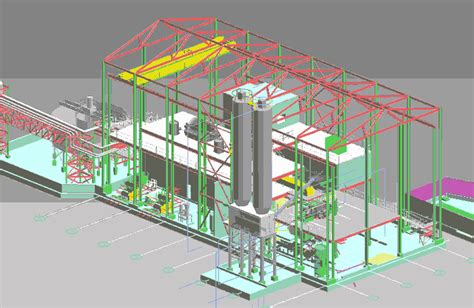 Bentley Autoplant Modeler V8i autoplant 3d the project implementation a few of the larger new things in autocad plant 3d 2012